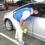 令和2年ホール駐車場特別警戒巡回活動